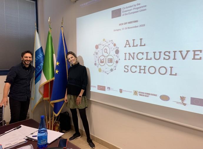 PROYECTO KA2 – ALL INCLUSIVE SCHOOL